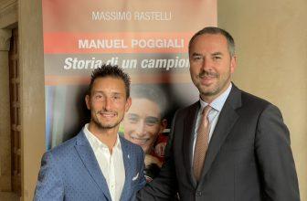 Presentato il libro su Manuel Poggiali