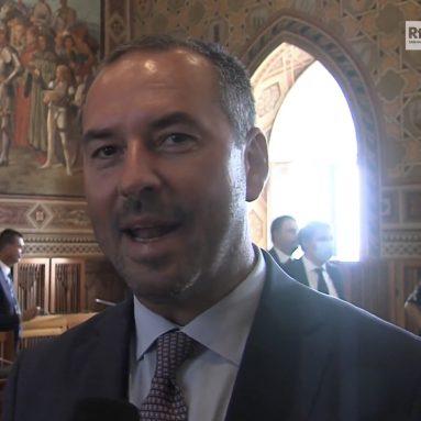 I Campioni d'Italia a Palazzo